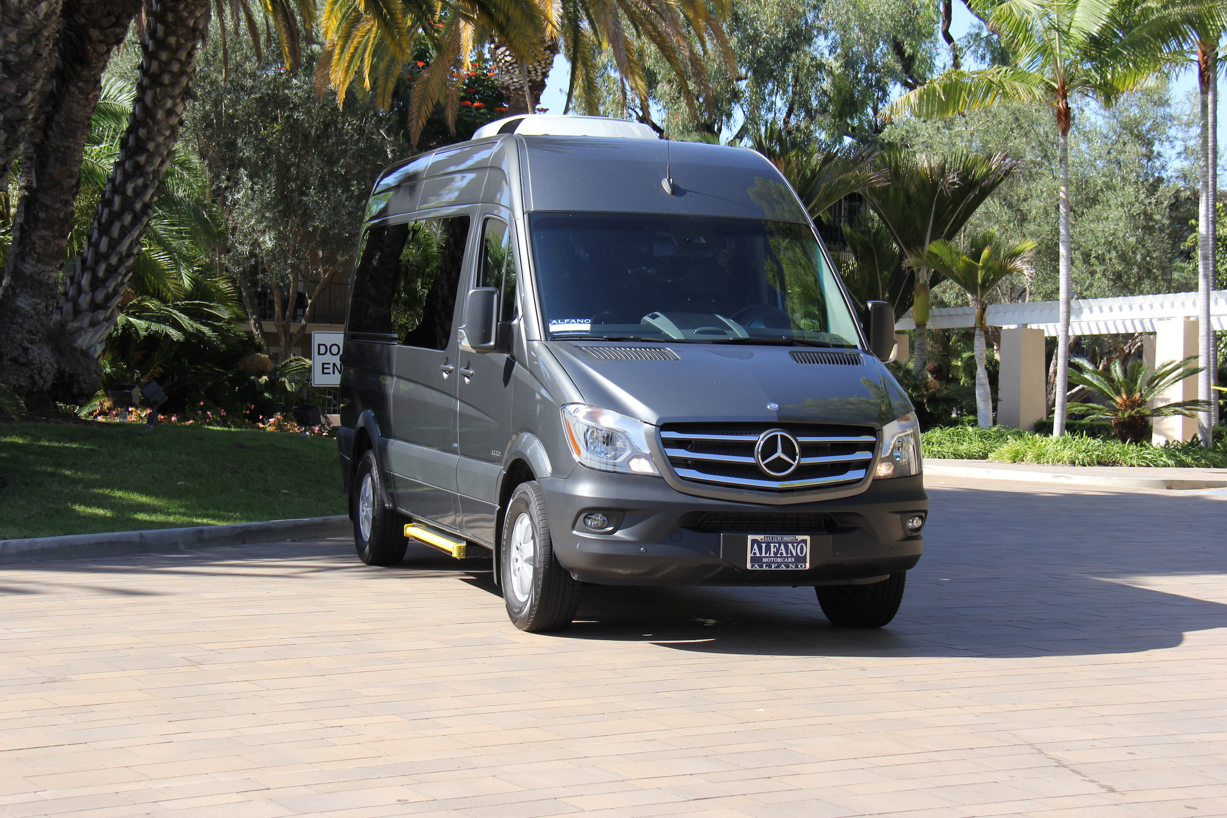 Orange County Van Rental