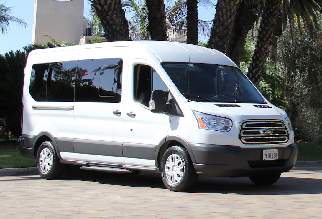 Luxury Van Rental Orang County Van Rentals Van Rental Fleet
