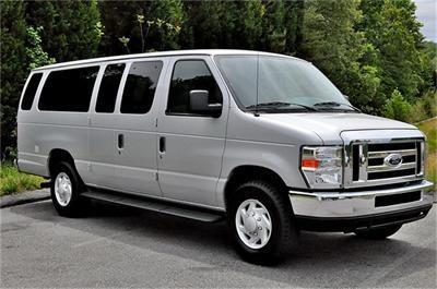 11 Passenger Van Rental Orange County