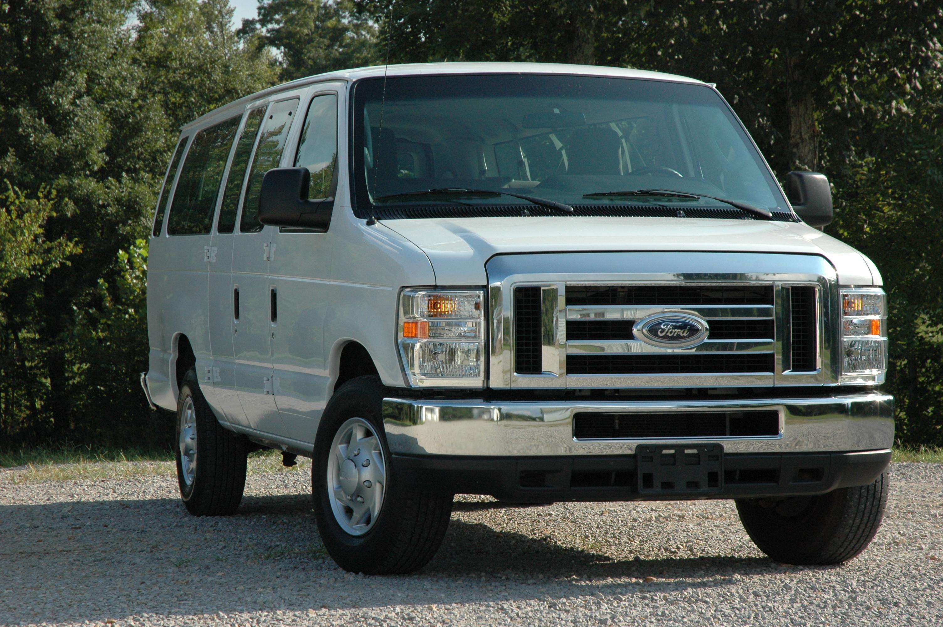 15 Passenger Van
