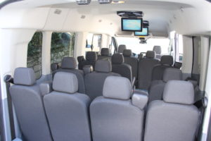 15 Passenger Van Rental Orange County CA